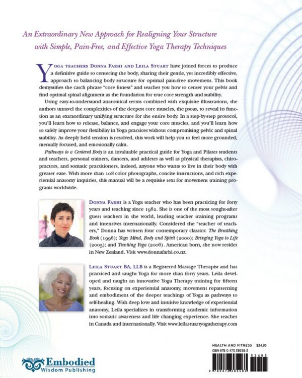 Pathways to a Centered Body: Fixed Layout with Video